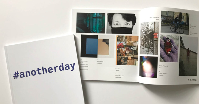 Buch #anotherday Collage